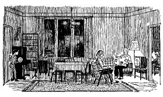 Как сказать, чтобы кто-то что-то сделал на английском языке. The Stogovs at Home - Стоговы дома.