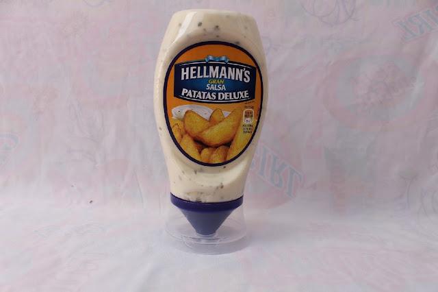 Salsas Hellmann's