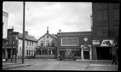 Vintage Cleveland ~ 1929 #vintage #cleveland #1920s #ohio