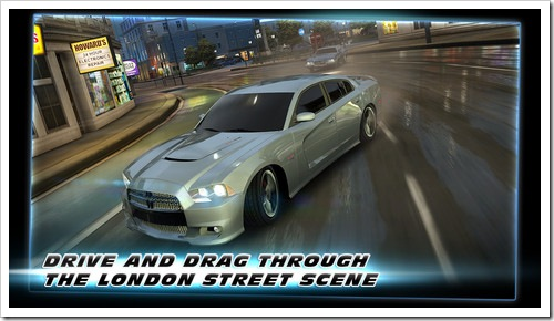 screenshot 1 Fast & Furious 6 The Game v1.0.3