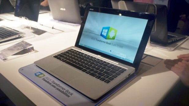 Asus Duet TD300 Transformer Book Review, Specs and Price