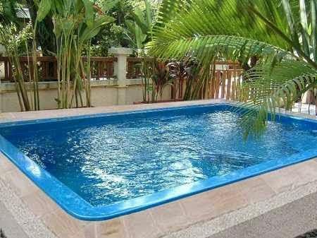 desain properti kolam renang kecil 2014   desain properti