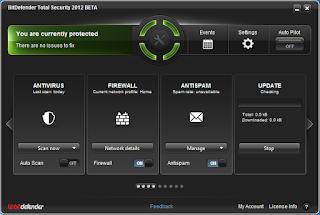 Bitdefender Antivirus 1.0.16.1023 BitDefenderTotalSecurity2012