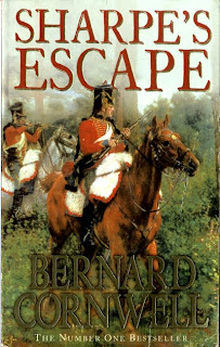 Sharpe's Escape front cover