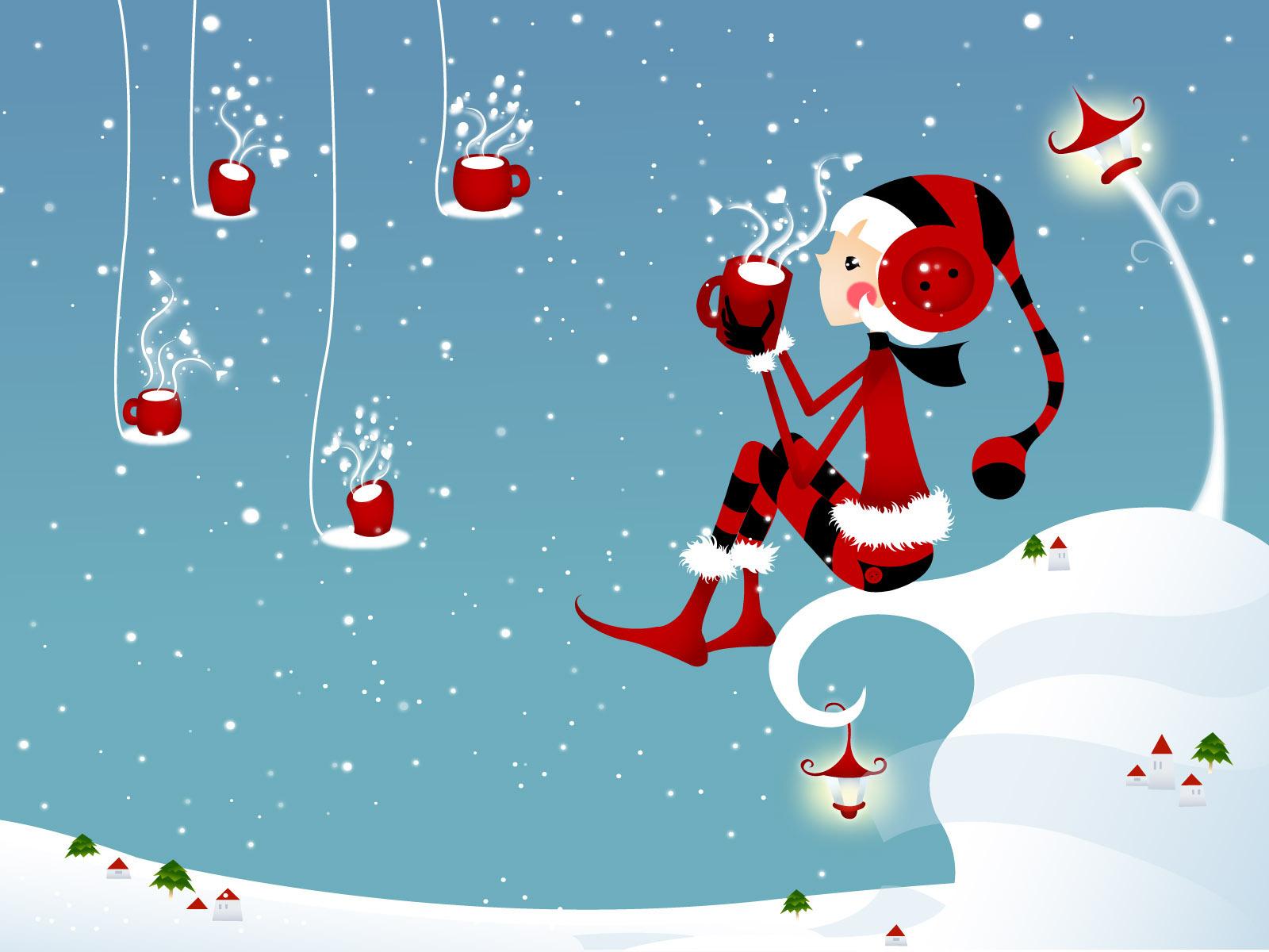 christmas desktop wallpapers hd desktop wallpaper