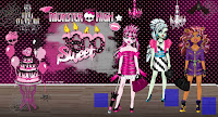 Monster High Shop