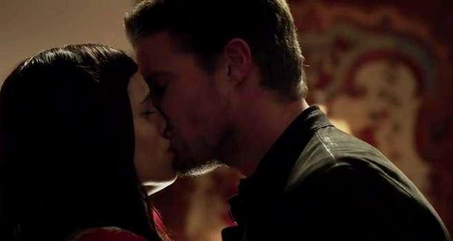 Arrow 1x07