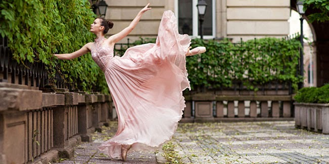 Kesehatan : Diet Ala Ballerina
