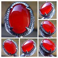 Batu Akik Red Raflesia Fanta