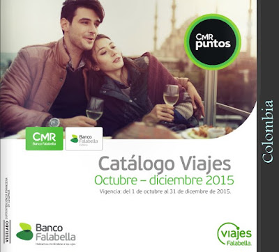 Catalogo CMR Puntos viajes oct-dic 2015