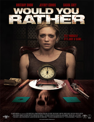 Would You Rather (2012) Online