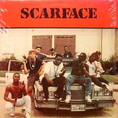 Scarface – Mr. Scarface (VLS) (1991) (320 kbps)