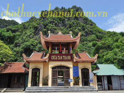 Cho thuê xe đi Lạng Sơn thăm chùa tam Thanh