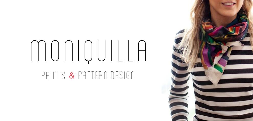moniquilla pattern design