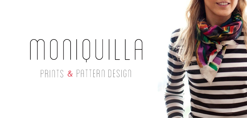 moniquilla pattern design