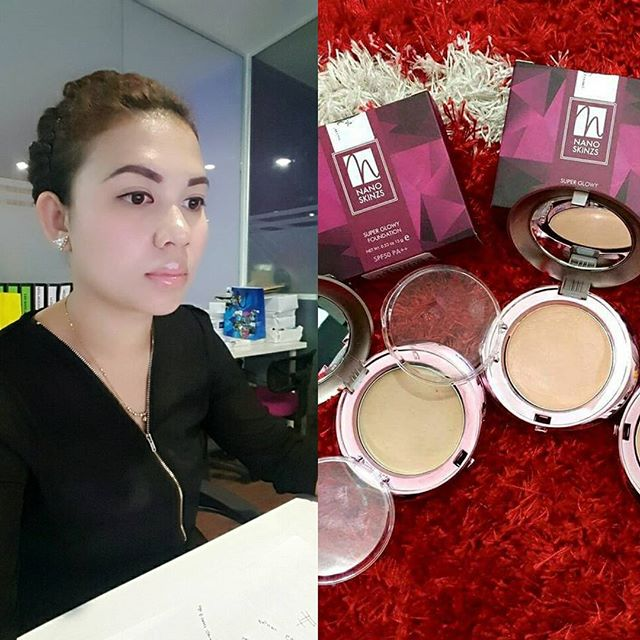 Image result for TESTIMONI nano skinz foundation