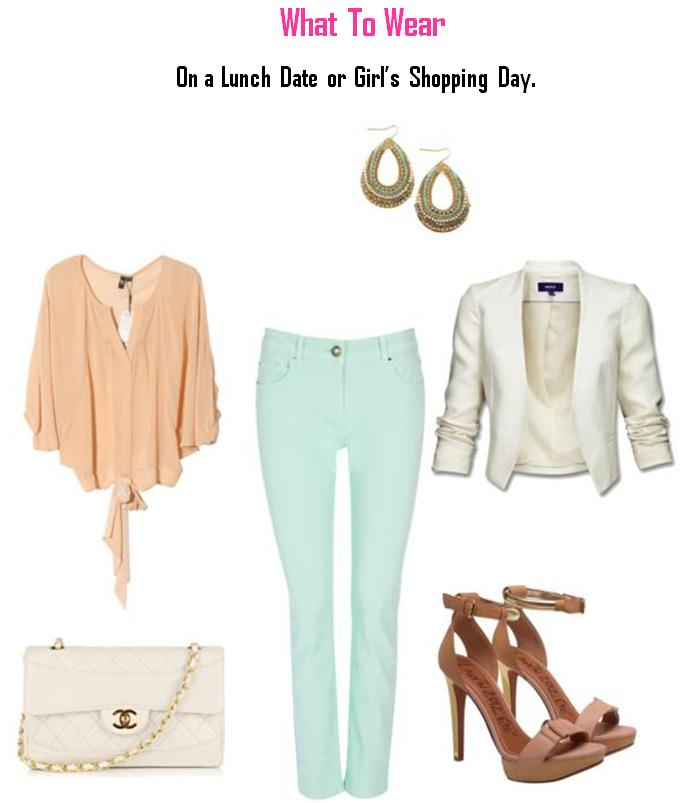 what to wear on a lunch date