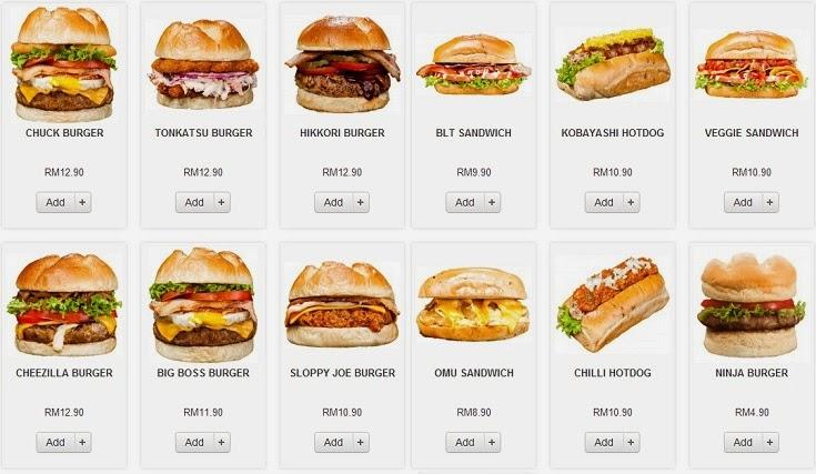 Cyberjaya  Hours Food Delivery