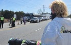 Highway 6 blockade, May 6.