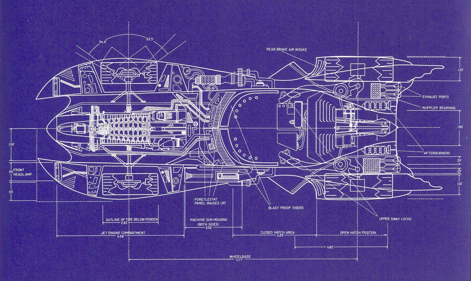 Raaques blueprint films and pakistan blueprint of batmans car malvernweather Gallery