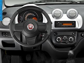 Fiat uno car 2012 dashboard - صور تابلوه سيارة فيات اونو 2012
