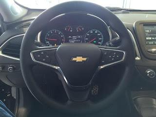 2016 Chevrolet Malibu at Emich Chevrolet