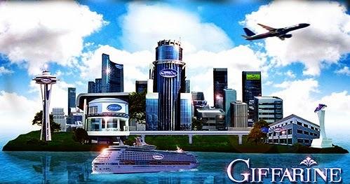 Giffarine di Malaysia - Sue Elle