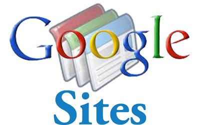 كيفية إنشاء موقع مجاني  مع جوجل بطريقة سهلة :