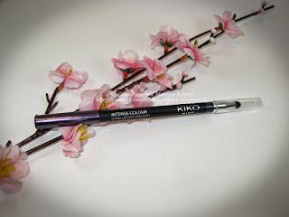 KIKO - Intense Colour Long Lasting Eyeliner n.13 Viola perlato