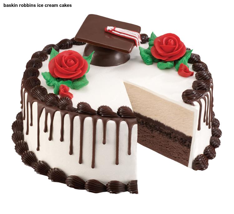 Baskin Robbins Reese S Ice Cream Cake