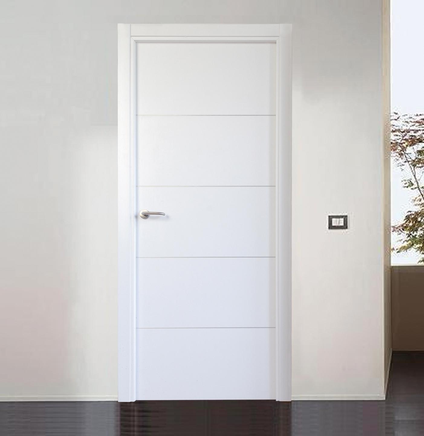 Lacado de muebles y puertas carpintero en almer a - Puertas de interior blancas precios ...