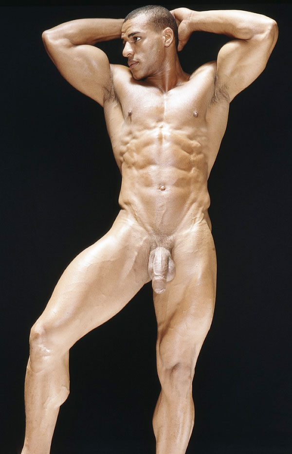 castro naked Muscle man alex