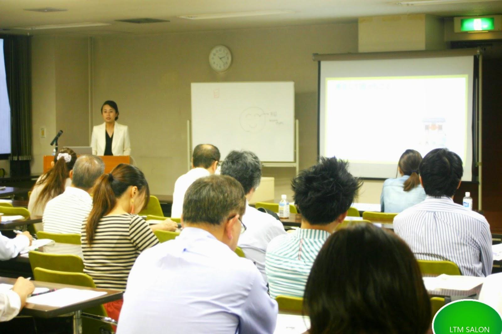 無料ビジネスマナーセミナー、松本美砂子、LTM SALON
