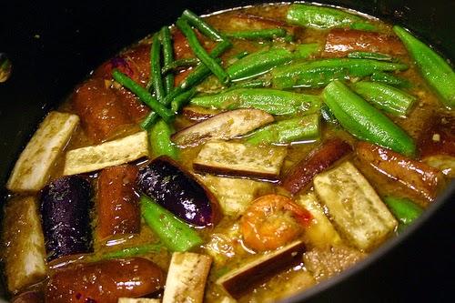 Fish Paste Hotpot in Cà Mau (Lẩu Mắm Cà Mau)2