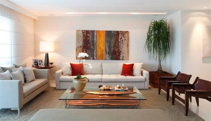 decoracao sofa branco:Neste post selecionei imagem de sofás brancos. Vários modelos com