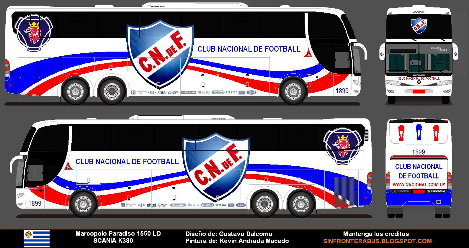 Imagenes del Club Nacional de Futbol Hinchas Banderas  - Imagenes Del Club Nacional De Futbol