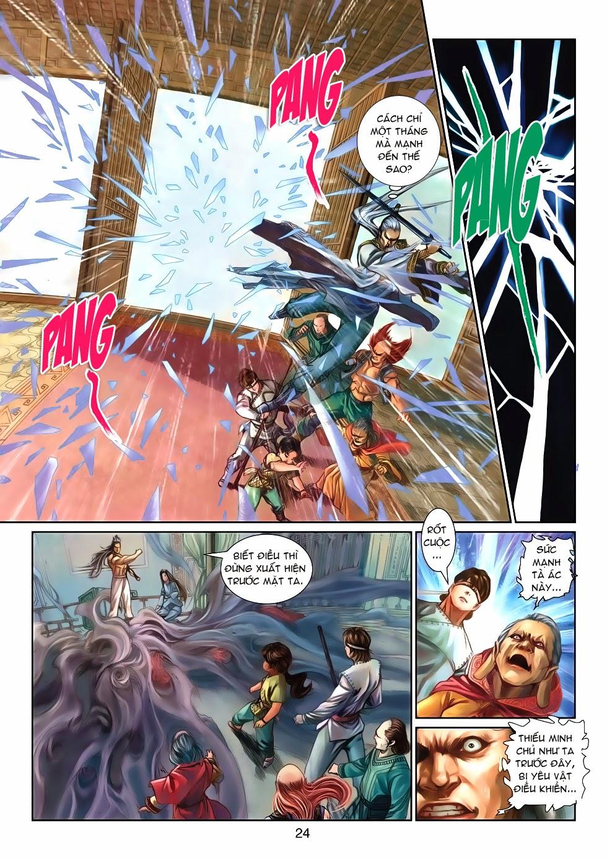 Thần Binh Tiền Truyện 4 - Huyền Thiên Tà Đế chap 10 - Trang 24