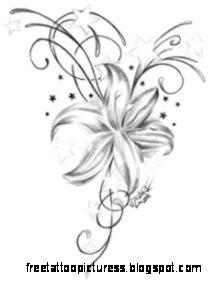 lily tattoo designs on Pinterest  Lilies Tattoo Lily Tattoo