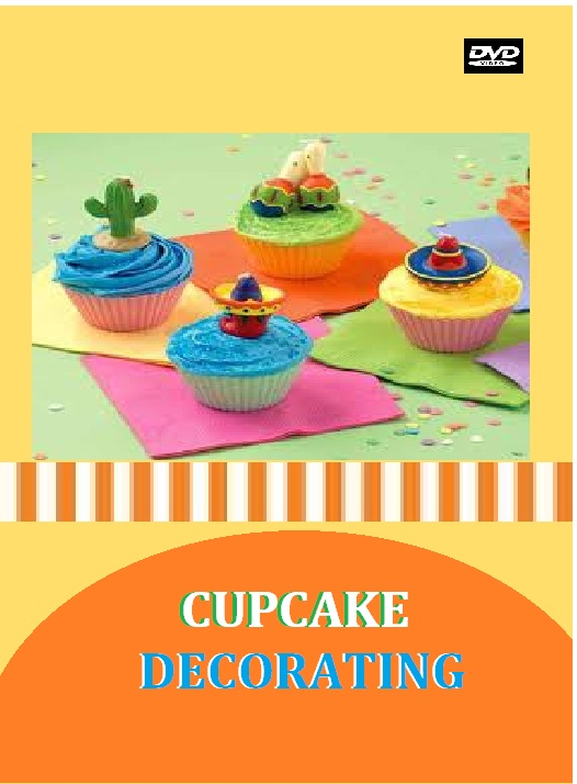 The Best Poster Design with Photoshop: Cupcake decorating