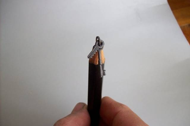 Amazing Pencil Scupture