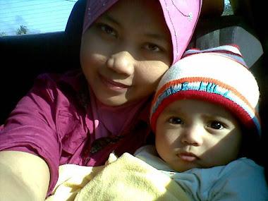 2nd baby Muhammad Aaron Alfian