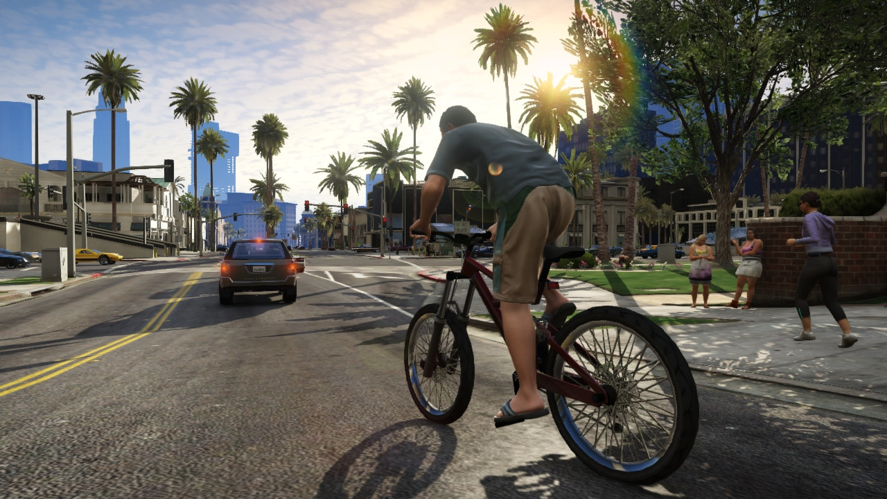 gta 5 free online game play