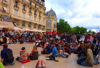 Montpellier en révolte