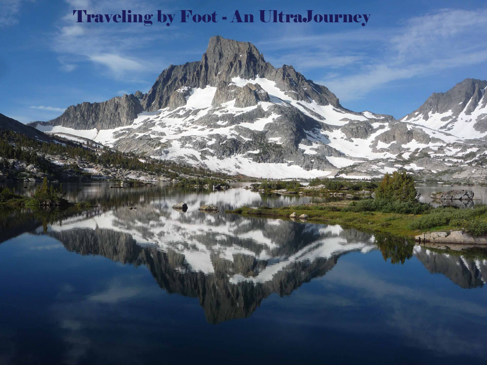 Traveling by Foot - An UltraJourney