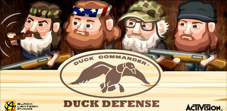 Duck Commander: Duck Defense APK