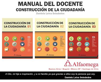 Manual para Docentes en Construcción de Ciudadanía. Alfaomega Grupo Editor
