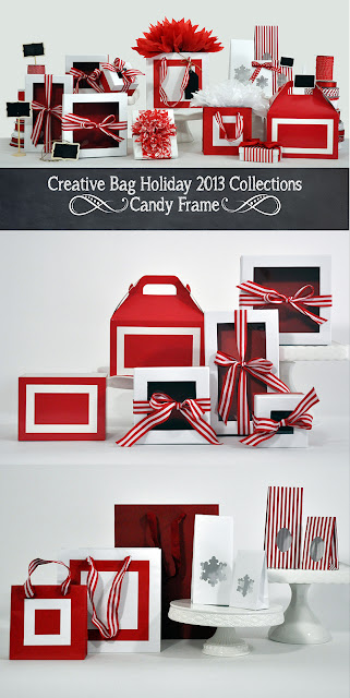 Creative Bag Holiday 2013 Candy Frame Collection