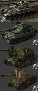 world of tanks french amx skin