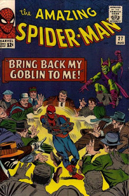 Amazing Spider-Man #27, the Green Goblin