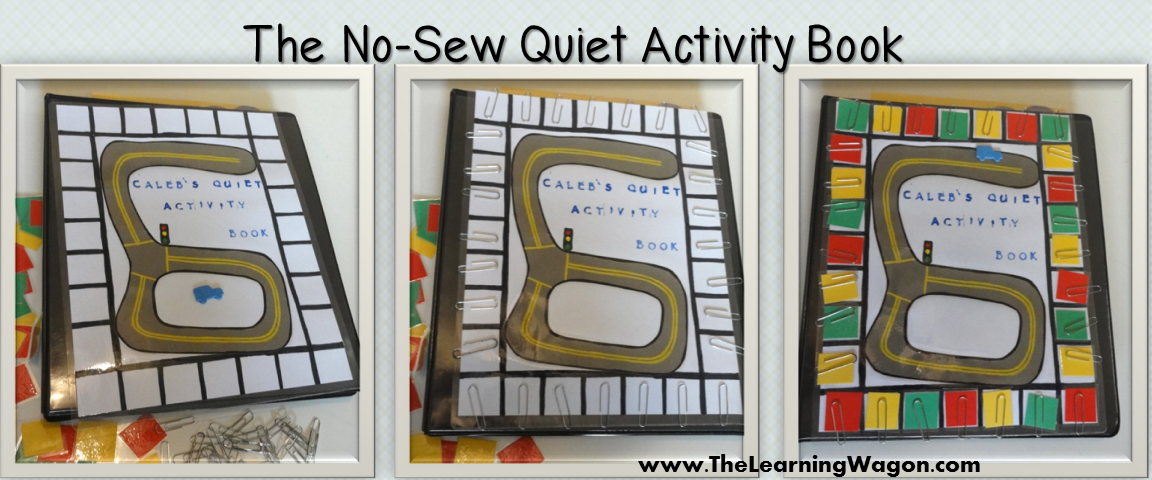 http://rvclassroom.blogspot.com/2014/08/no-sew-quiet-activity-book.html